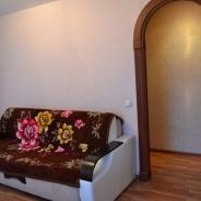 Общая площадь - 32 кв.м., жилая - 19 кв.м, кухня - 6 кв.м., 1 комнатная квартира